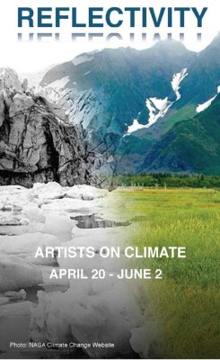 CALL FOR ARTISTS: Reflectivity - Artists on Climate Change
