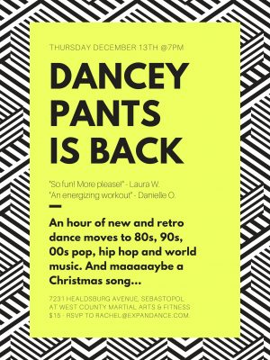 Danceypants!