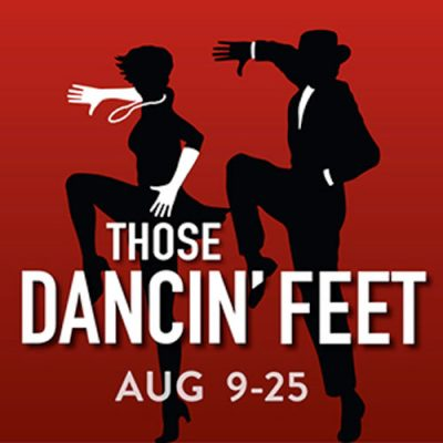 Those Dancin' Feet