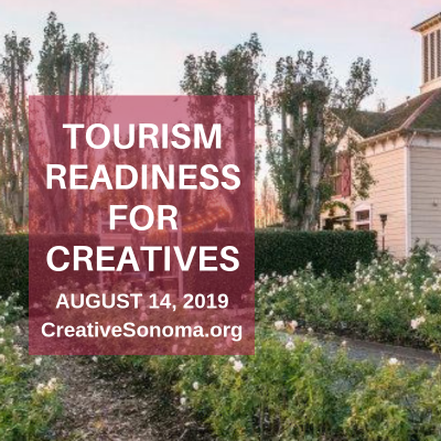 WORKSHOP: Tourism Readiness for Creatives