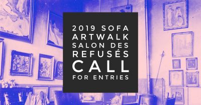 SOFA Artwalk Pop-up Gallery
