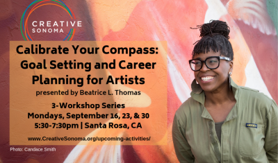 WORKSHOP: Goal Setting and Career Planning for Artists