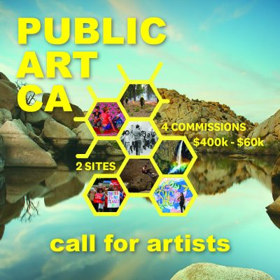 CALL FOR ARTISTS: Four Commission Opportunities