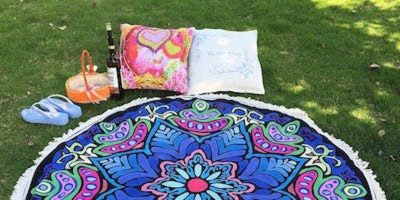 Restorative Yoga and Mandala Art Workshop