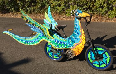 Alebrije Bicycles