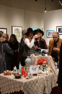 CALL FOR ARTISTS: 18th Annual Holiday Gift Gallery