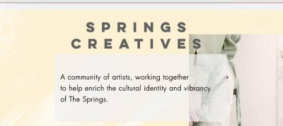 Springs Creatives Group