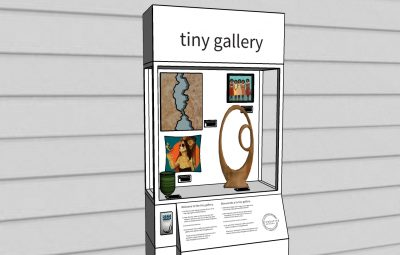 Tiny Galleries/Art Exchange
