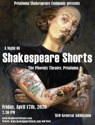 A Night of Shakespeare Shorts