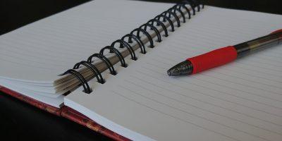 6-week creative writing workshop series