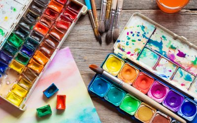 WANTED: Art Supplies Donations