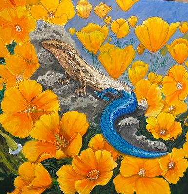 Springtime in the Springs: Making the Springs come alive throught Art