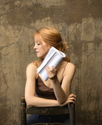 Engaging from a Distance: Maria Schneider