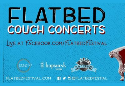 Flatbed Music Festival COUCH TOUR 2020