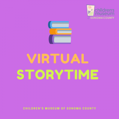 Weekly Virtual Storytime - Thursdays at 11am