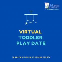Weekly Toddler Play Date - Fridays at 10am