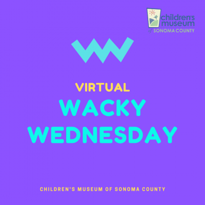 Weekly Virtual Wacky Wednesdays - at 2:30pm