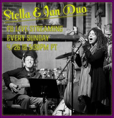 Stella & Ian Duo - Live Stream - Every Sunday ...