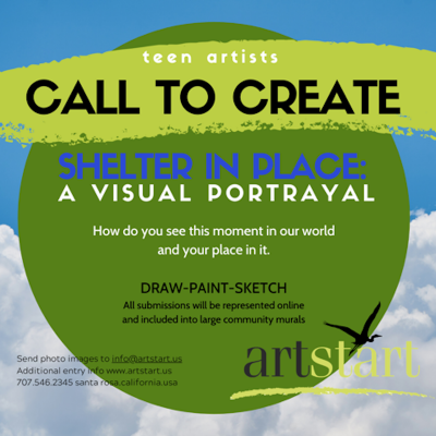 Call to Create: Shelter in Place: A Visual Portray...