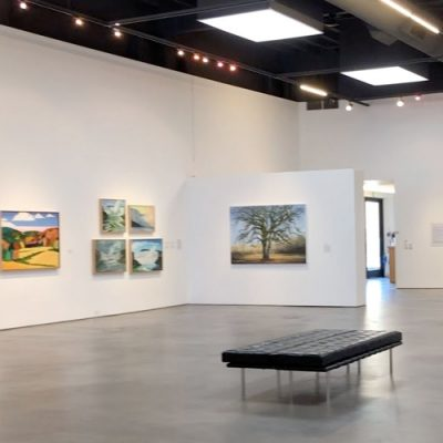"Tour of ""Landscape: Awe to Activism"" Exhibit"