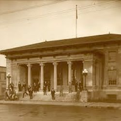 History of the Historic 1910 Santa Rosa Post Offic...