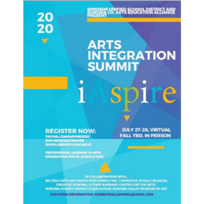 iAspire Arts Integration Summit 2020