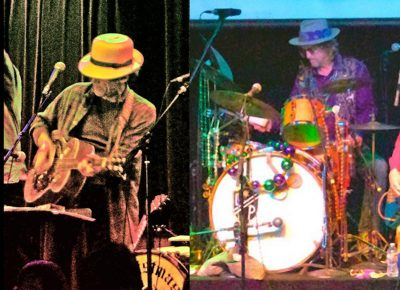 Tim Eschliman / Bowen Brown - Globe Records Live Streaming Happy Hour Fest#3