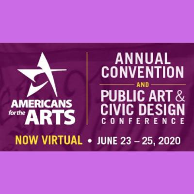 2020 Annual Convention + Public Art & Civic Design Conference