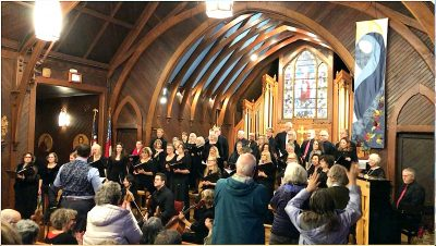 California Redwood Chorale