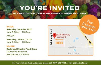 ATTENTION: Food Distribution for Performing Artists