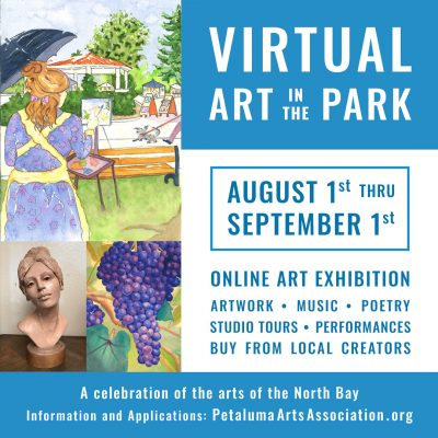 CALL FOR ARTISTS: Join Virtual Art in the Park