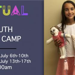 VIRTUAL: Youth Fiber Camp