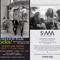Sonoma Valley Museum of Art Presents California Rocks! Photographers Who Made The Scene, 1960-1980