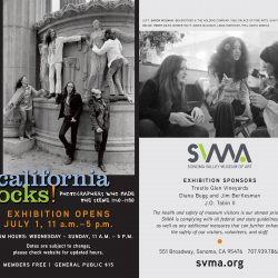 Sonoma Valley Museum of Art Presents California Ro...