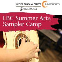 Summer Arts Sampler Camp