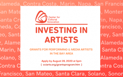 FUNDING OPPORTUNITY: Investing in Artists Grants Program