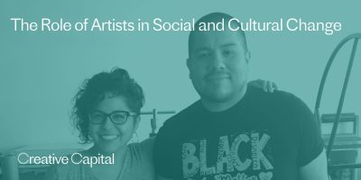 WORKSHOP: The Role of Artists in Social and Cultural Change