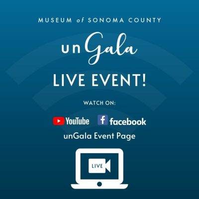 Museum of Sonoma County's unGala Live Event