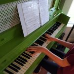 Painted Pianos Project