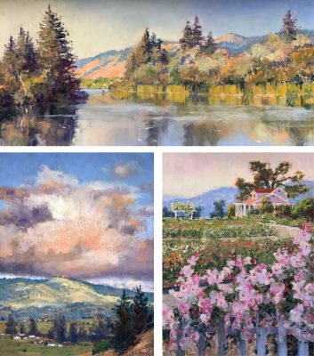 Pastels: Vibrant and Versatile with Clark Mitchell