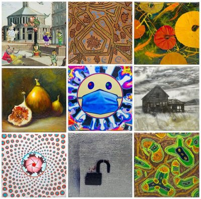 """""""Thirty under 100"""" by Arts Guild of Sonoma"""