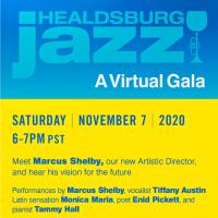 Healdsburg Jazz's 2020 Virtual Gala: Celebrating the Future