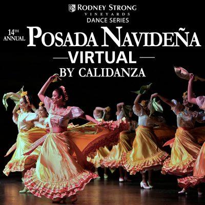 Rodney Strong Vineyards Dance Series: Virtual Posa...