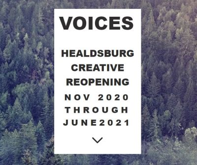 VOICES - Healdsburg's Creative Reopening
