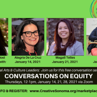 PROFESSIONAL DEVELOPMENT: Conversations on Equity (Jan 28 session rescheduled for April 28!)