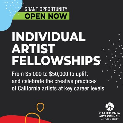 GRANT OPPORTUNITY: Individual Artist Fellowships Program