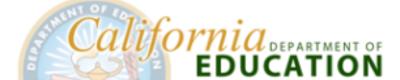 SCHOOL FUNDING INFORMATION: CA Dept of Education Presents Funding Formula Webinars