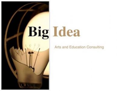 Big Idea Arts and Education Consulting