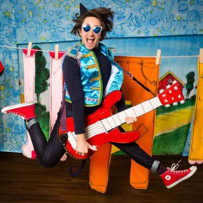 Pete the Cat - Clover Sonoma Family Fun Series Vir...