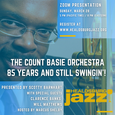 The Count Basie Orchestra - 85 Years and Still Swi...